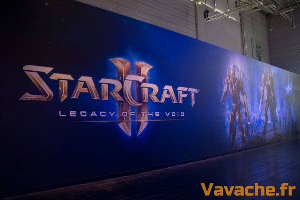 Gamecom 2015 Blizzard Entertainment Starcraft II