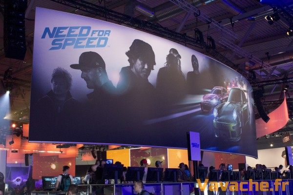 Gamescom 2015 Need For Speed