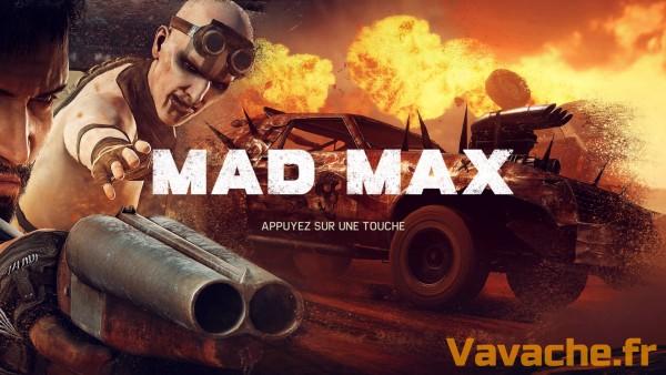 test mad max jeux vid o. Black Bedroom Furniture Sets. Home Design Ideas
