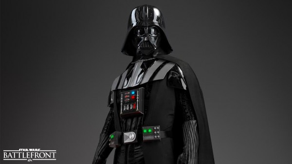 Star Wars Battlefront Dark Vador