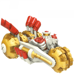 Skylanders SuperChargers Gold Rusher