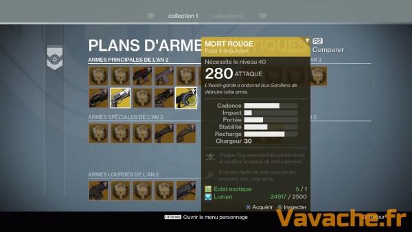 Destiny Le roi Des Corrompus