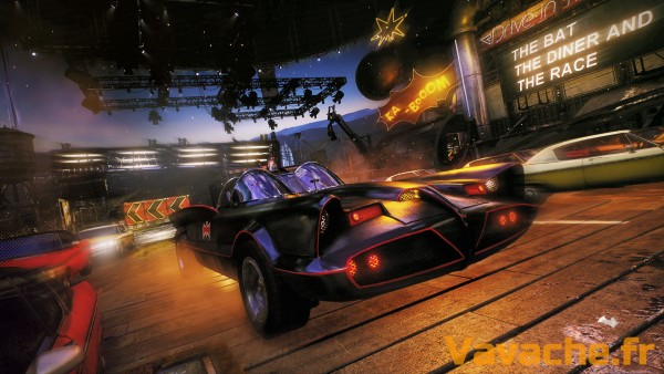 Batman Arkham Knight DLC Série télé des années 60