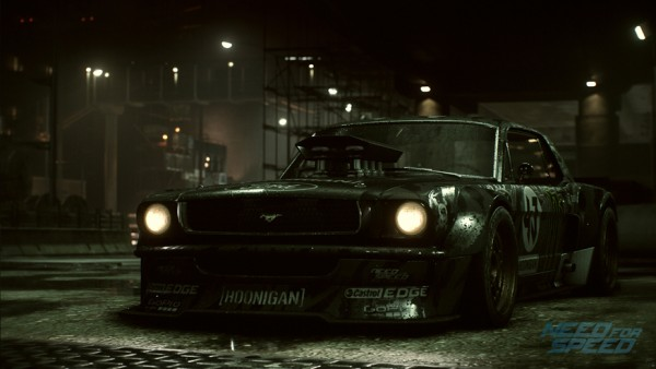 Need For Speed Hoonicorn