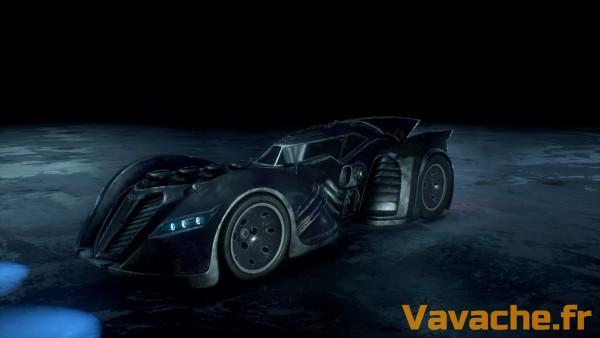 Batman Arkham Knight DLC Batmobile Arkham Original