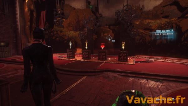 Batman Arkham Knight DLC la vengeance de Catwoman
