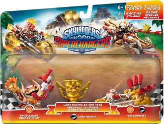Skylanders Earth Racing Pack