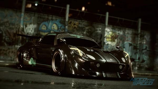 Need For Speed Lotus Exige S