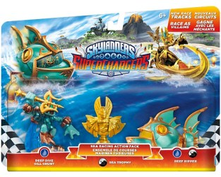 Sea Racing Action Pack