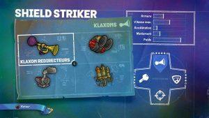 Skylander SuperChargers Shield Striker Klaxon