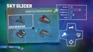 Skylanders Sky Slicer Mods Performance