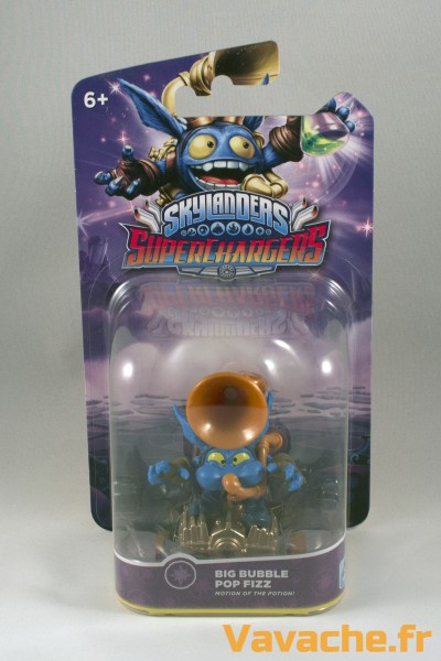 Skylanders SuperChargers Big Bubble Pop Fizz
