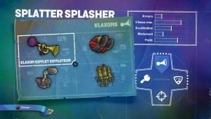 Skylanders SuperChargers Splatter Splasher Klaxon