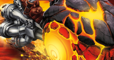 Skylander Burn Cycle