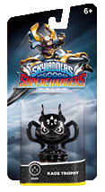 Single Pack Skylanders Kaos Trophy