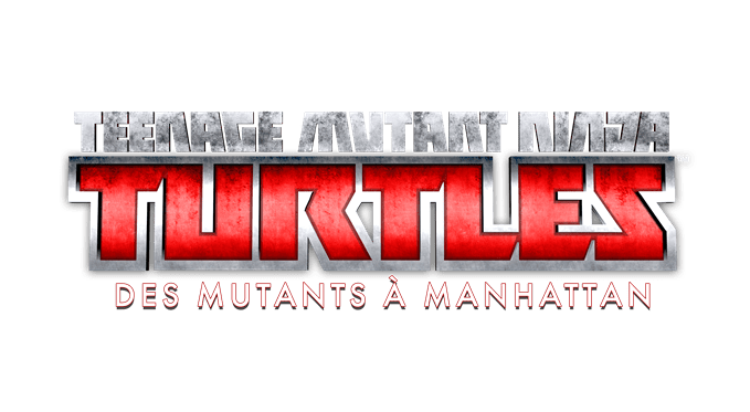 Teenage Mutant Ninja Turtles des Mutants à Manhattan