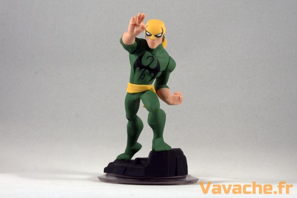 Disney Infinity Iron Fist