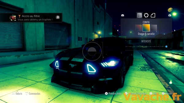 Need For Speed Accro au filtre