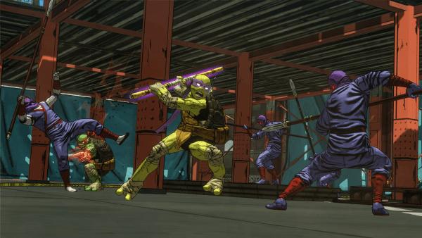 Teenage Mutant Ninja Turtles : Des Mutants à Manhattan