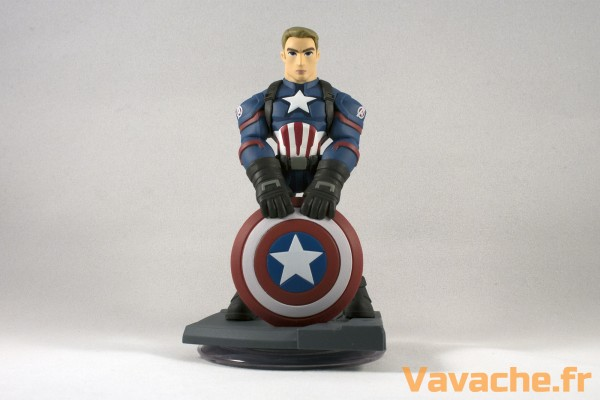 Disney Infinity 3.0 Captain America First Avenger