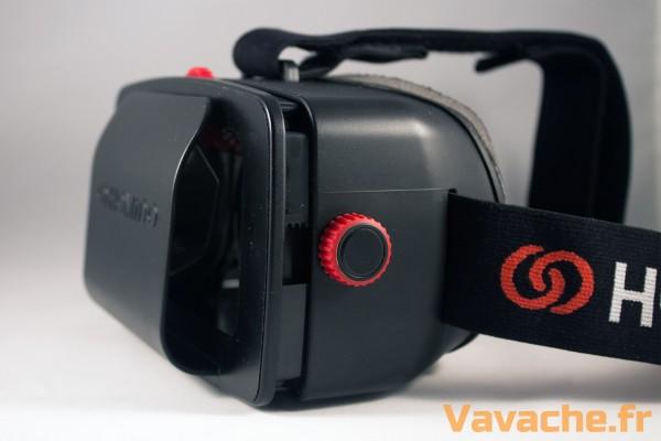 Casque de réalité virtuelle Homido