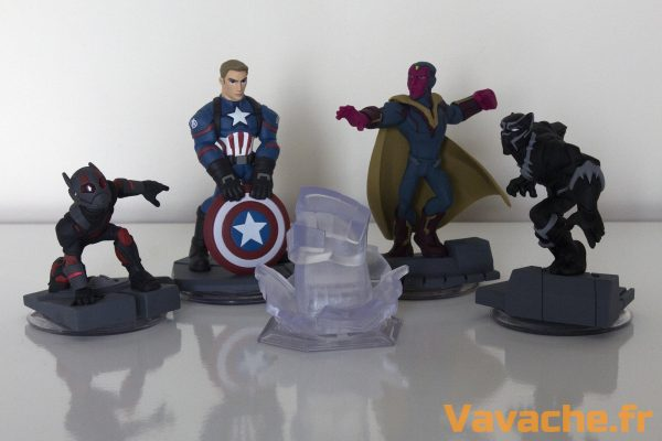 Disney Infinity 3 Marvel battlegrounds