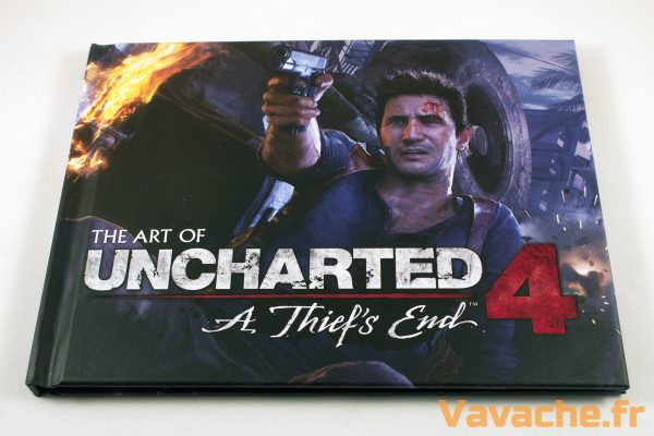 Uncharted 4 Edition Speciale
