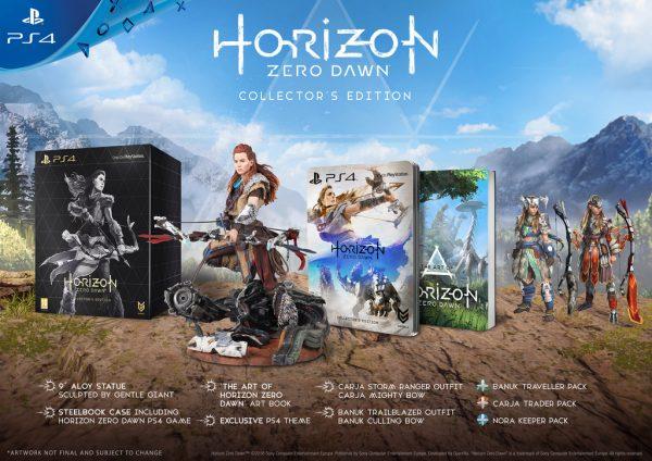 Horizon Zero Down Collector