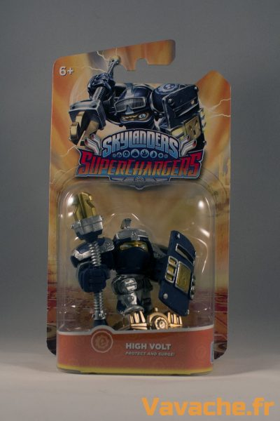 Skylanders SuperChargers High Volt