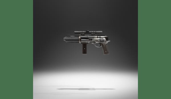 Star Wars Battlefront DLC Bespin EE-4
