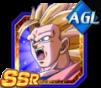 Dokkan Battle SSR AGI Son Goku ssj3