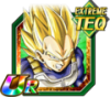 Dokkan Battle UR TEQ Vegeta ssj