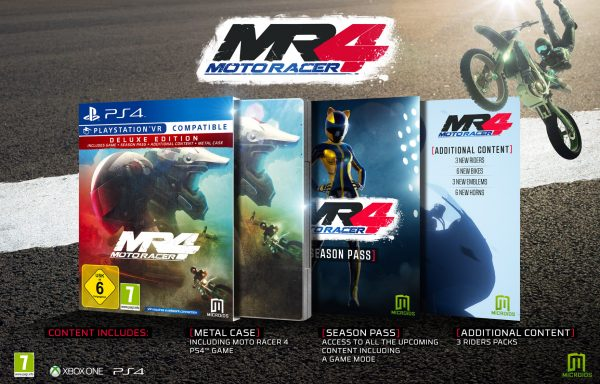 MR4 Deluxe Edition