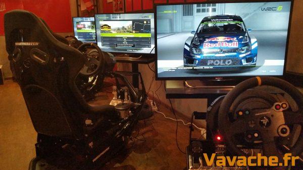 Présentation WRC 6