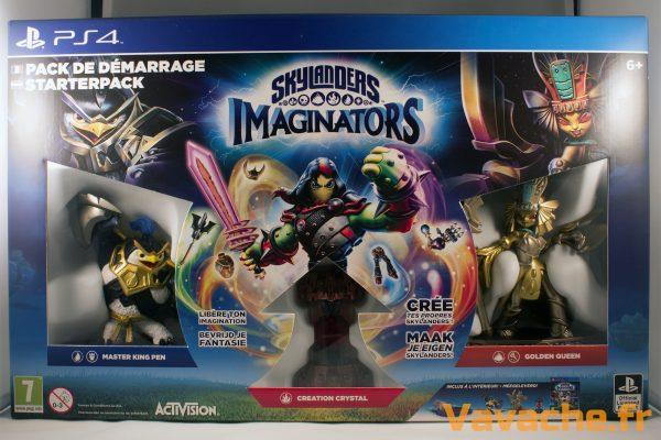 Skylanders Imaginators Pack de démarrage