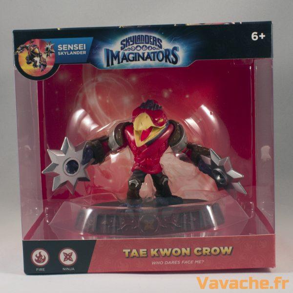 Skylanders Imaginators Tae Kwon Crow