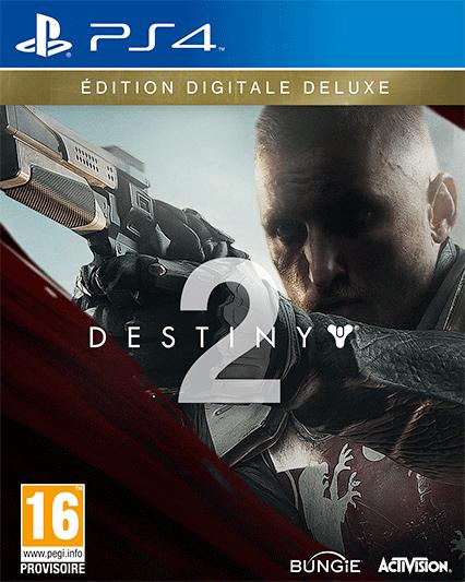 Destiny 2 Edition numérique Deluxe