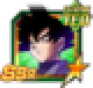 Dokkan Battle SSR Black Goku TEC