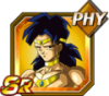 Dokkan Battle SR Broly END