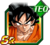 Dokkan Battle SR Goku TEC