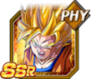 Dokkan Battle SSR Goku SSJ2 END