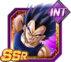 Dokkan Battle SSR Vegeta INT