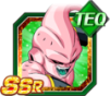 Dokkan Battle SSR Buu Kid TEC