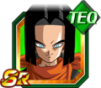 Dokkan Battle SR C17 TEC