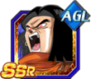 Dokkan Battle SSR C17 AGI