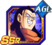 Dokkan Battle SSR Super C17 AGI