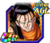 Dokkan Battle UR Super C17 AGI