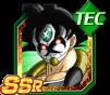 Dokkan Battle SSR Bardock TB TEC