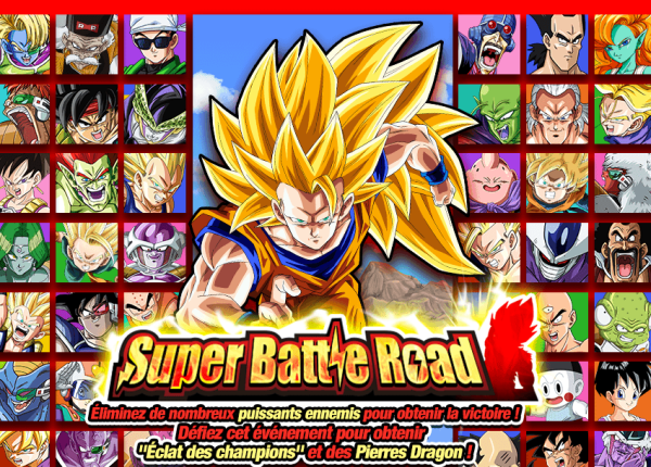 Dokkan Battle Super Battle Road