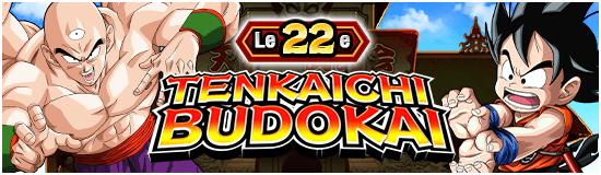 Dokkan Battle 22ème Tenkaichi Budokai
